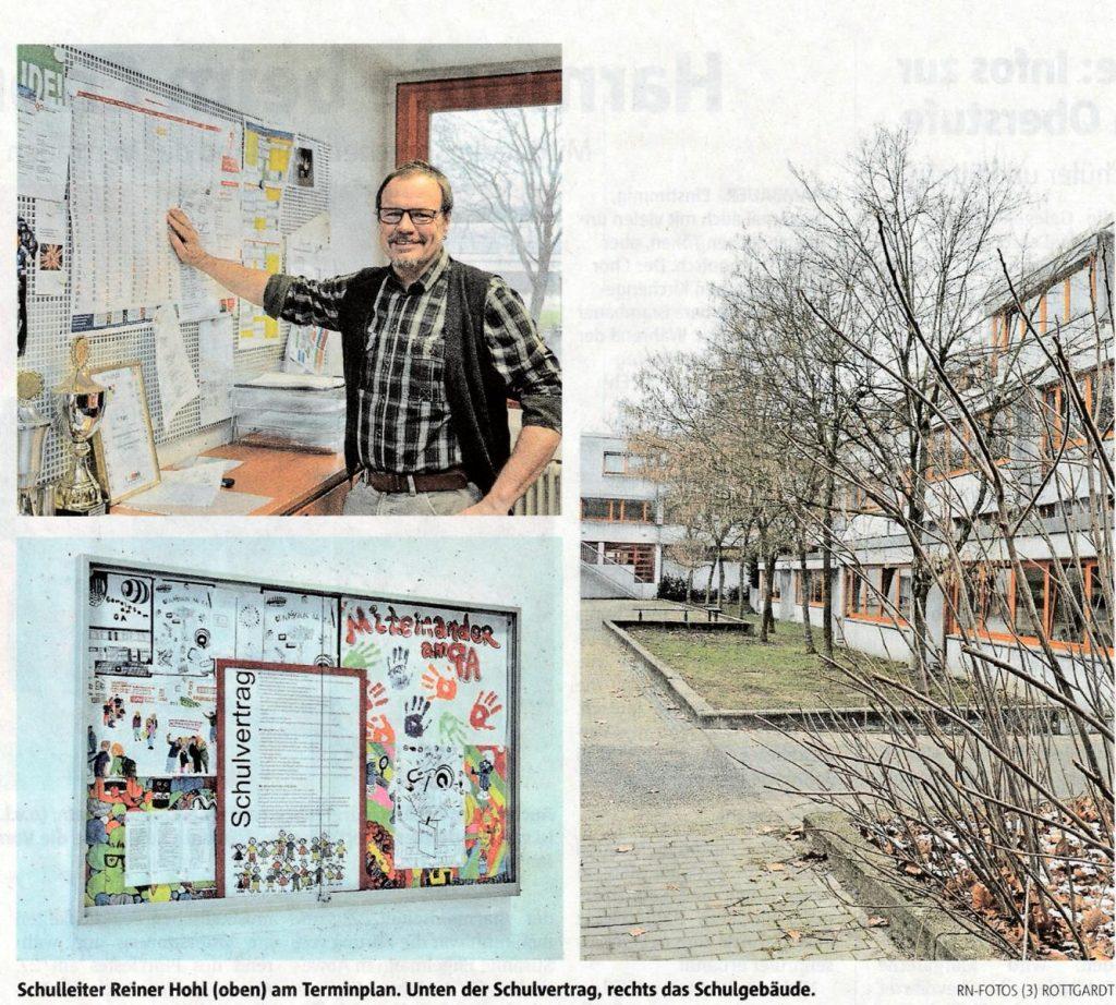 RuhrNachrichten, Lokalteil Lünen, vom 25. Januar 2017